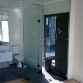glass shower screen in Perth