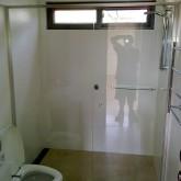 glass shower screen in Perth, WA
